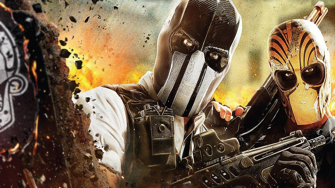 Army Of Two - The Devil's Cartel : Overkill trailer